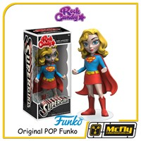 FUNKO Vinyl Rock Candy Supergirl DC